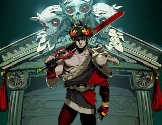 Постер Hades
